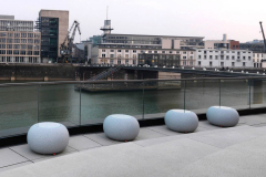 Moree-Bubble-Granite-Outdoor-Decorative-Table-Light-Floor-Lamp-Garden-Balcony-Terrace